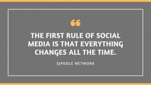 SJPoole Network Social Media Strategysmall business Milton Keynes networking