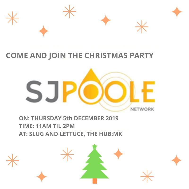SJPoole Christmas Networking Event Milton Keynes